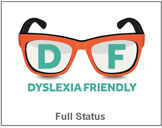 Dyslexia friendly - full status